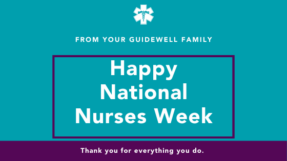 National Nurses Week Graphic